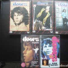 Cine: LOTE VHS THE DOORS. Lote 118442071