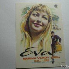 Cine: PROGRAMA EVA -MARINA VLADY. Lote 118595587