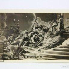 Cine: PROGRAMA DE CINE SIMPLE - EL SUEÑO DE UNA NOCHE DE VERANO - WARNER BROS - AÑO 1935. Lote 119006723