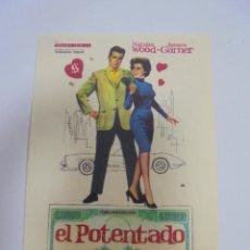 Cine: PROGRAMA DE CINE. S/P. EL POTENTADO. Lote 120294219