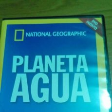 Cine: PLANETA AGUA, NATIONAL GEOGRAPHIC. Lote 120703715
