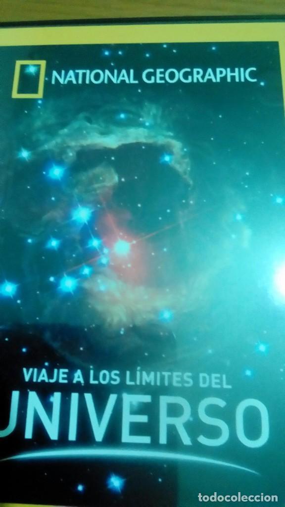 VIAJE A LOS LÍMITES DEL UNIVERSO, NATIONAL GEOGRAPHIC (Cine - Folletos de Mano - Documentales)