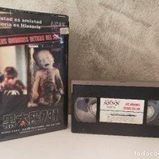 Cine: LOS HOMBRES DETRÁS DEL SOL VHS. Lote 121082023