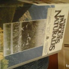 Cine: NUESTROS PARQUES NATURALES RTVE METROVIDEO VHS. Lote 121719655