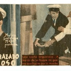 Cine: EL ACORAZADO MISTERIOSO, CON ROBERT TAYLOR.. Lote 121726695