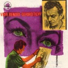 Cine: MINUTOS ANTES, CON PUBLICIDAD. Lote 121814511