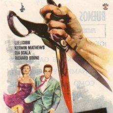 Cine: BESTIAS DE LA CIUDAD, CON PUBLICIDAD. Lote 121819651