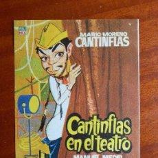 Cine: CANTINFLAS EN EL TEATRO- SIN PUBLICIDAD _MA. Lote 122268139