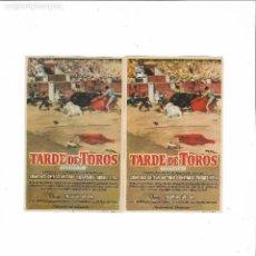 Cine: TARDE DE TOROS ( VARIANTES DE COLOR - SIN PUBLICIDAD ). Lote 123574807