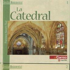 Flyers Publicitaires de films Anciens: DVD - SEVILLA MONUMENTAL - COLECCION DE 10 DVD'S CON LIBRETO DE 44 PAG.(VER FOTOS ADJUNTAS). Lote 124012799