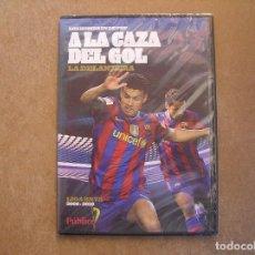 Cinema - A LA CAZA DEL GOL - LOS HOMBRES DE PEP - PUBLICO 2010 - DVD - P - 124025443