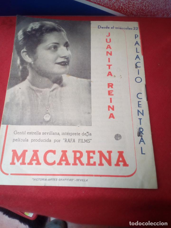 Cine: JUANITA REINA EN MACARENA - Foto 2 - 124143563