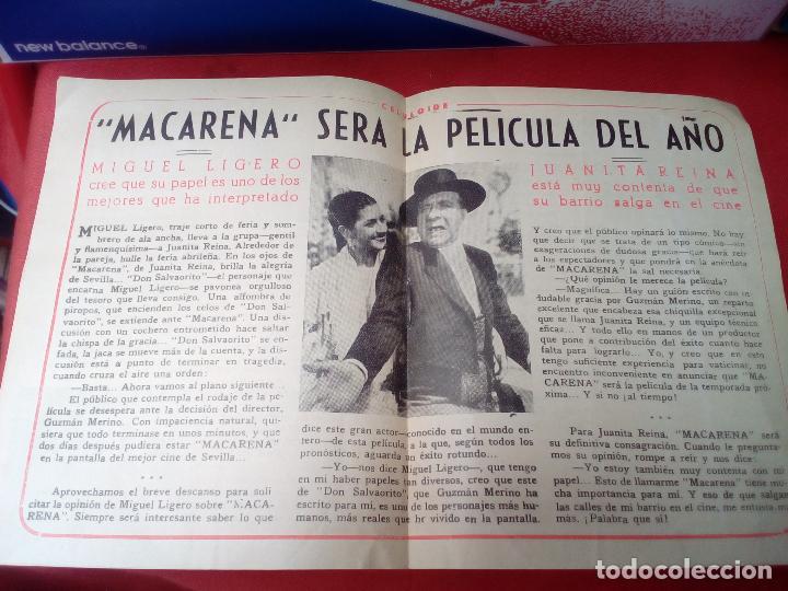 Cine: JUANITA REINA EN MACARENA - Foto 3 - 124143563