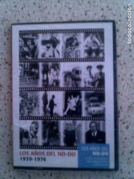 DOCUMENTAL LOS AÑOS DEL NODO (Cine - Folletos de Mano - Documentales)