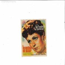 Cine: LO QUISO EL AZAR ( CONTINENTAL FILMS - SALÓN ROMEA ). Lote 124593883