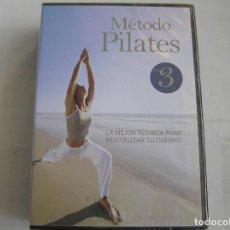 Cinema - METODO PILATES 3 - LA MEJOR TECNICA PARA REVITALIZAR EL CUERPO - DVD - P - 125062035