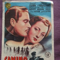 Cine: CAMINO DE SANTA FE. Lote 125184927