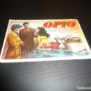 Cine: PROGRAMA DE MANO ORIGINAL - OPIO - CINE DE DE SAN HIPOLITO DE VOLTREGÁ. Lote 125881771