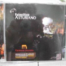 Cine: CD MULTIMEDIA. PALEOLÍTICO ASTURIANO PRINCIPADO DE ASTURIAS ASTURIAS PEPETO. Lote 126447983