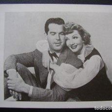 Cine: NO HAY TIEMPO PARA AMAR, CLAUDETTE COLBERT, FRED MACMURRAY, CINE MUNDIAL, 1946. Lote 126703467