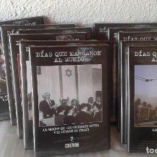 Flyers Publicitaires de films Anciens: DIAS QUE MARCARON EL MUNDO - BBC. Lote 127131471