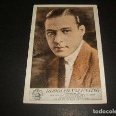 Cine: LOS CUATRO JINETES DEL APOCALIPSIS RODOLFO VALENTINO PROGRAMA DE MANO TEATRO LIRICO. Lote 128441699