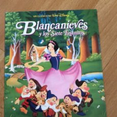 Cine: PROGRAMA WALT DISNEY BLANCANIEVES Y LOS SIETE ENANITOS. Lote 128642678