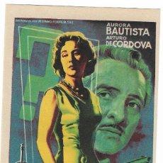 Cine: HAY ALGUIEN DETRAS DE LA PUERTA ( SOLIGO - CINE BANDA PRIMITIVA ). Lote 129095559