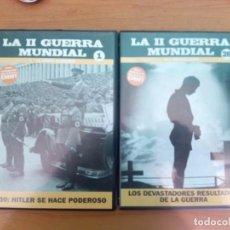 Cine: COLECCIÓN DE DVD'S DE LA SEGUNDA GUERRA MUNDIAL.. Lote 131028140