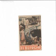 Cine: EL REFUGIO. Lote 131706462