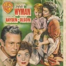 Cine: TRIGO Y ESMERALDA (1953) SO BIG. Lote 131968870
