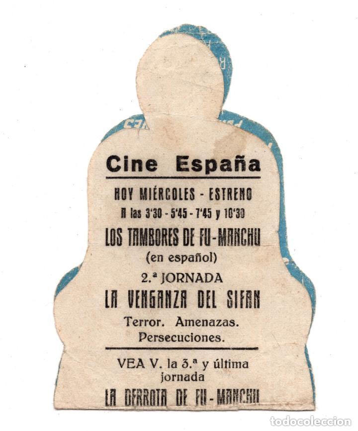 Cine: PROGRAMA DE CINE TROQUELADO. LOS TAMBORES DE FUMANCHU - Foto 2 - 172962013