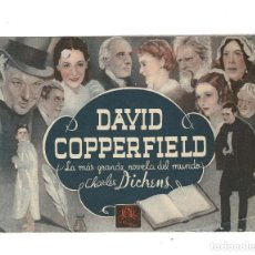 Cine: PROGRAMA DE CINE DOBLE - DAVID COPPERFIELD - METRO GOLDWYN MAYER, 1936 . Lote 132178830