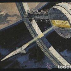 Cine: P-2112- 2001: UNA ODISEA DEL ESPACIO (2001: A SPACE ODYSSEY) (DOBLE) (KEIR DULLEA - GARY LOCKWOOD). Lote 138243396
