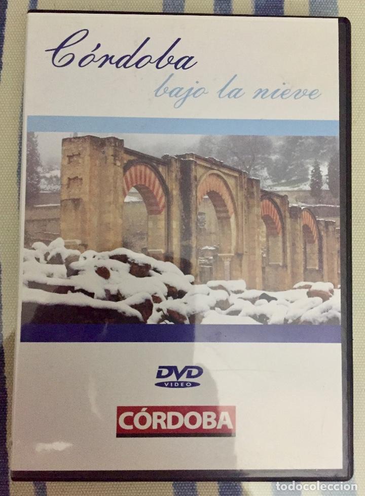 CÓRDOBA BAJO LA NIEVE. DOCUMENTAL EN DVD.AÑO 2006. (Cine - Folletos de Mano - Documentales)