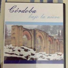 Cine: CÓRDOBA BAJO LA NIEVE. DOCUMENTAL EN DVD.AÑO 2006.. Lote 132704210