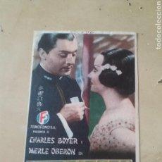 Folhetos de mão de filmes antigos de cinema: HARA KIRI - CINE ALHAMBRA ZARAGOZA. Lote 132705382