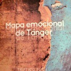 Cine: MAPA EMOCIONAL DE TÁNGER. DOCUMENTAL 2013. Lote 132923294