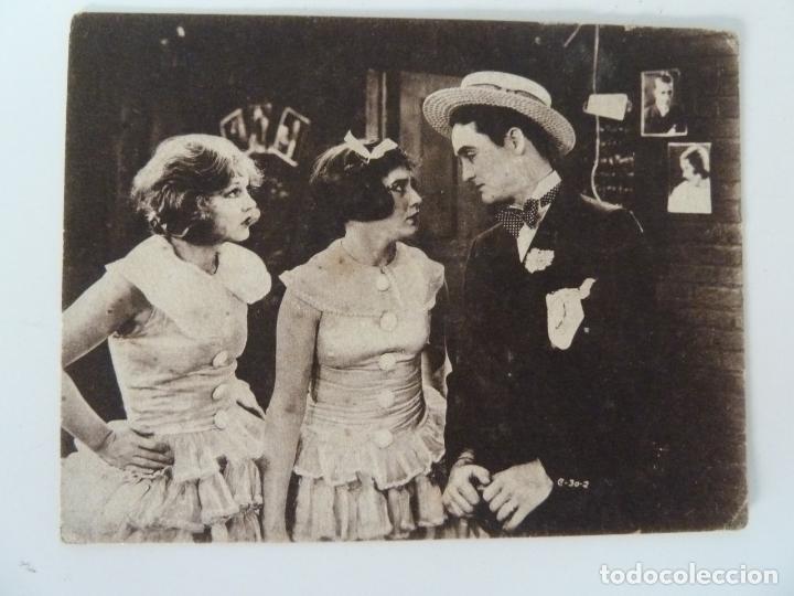 BROADWAY SCANDALS. TARJETA RENACIMIENTO FILMS. SENCILLO (Cine - Folletos de Mano - Musicales)