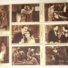 Cine: PTCC 021 CHERI BIBI SET 8 PROGRAMAS TARJETA MGM ERNESTO VILCHES MARIA LADRON DE GUEVARA. Lote 133242426