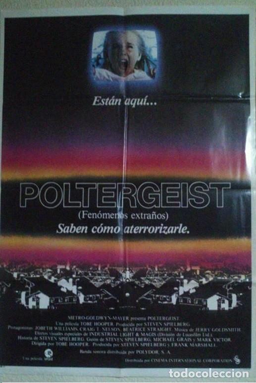 Cine: COLECCION DE 14 POSTERS ORIGINALES PELICULAS DE MIEDO ANTIGUAS --70X100 cm aprox cada uno - Foto 2 - 133292886