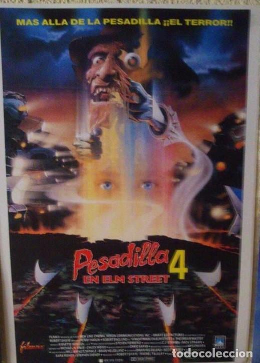 Cine: 11 POSTERS PELICULAS DE MIEDO PEQUEÑOS - Foto 7 - 133321110
