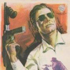 Cine: PROGRAMA DE CINE.CRIMINAL ACORRALADO SIN PUBLICIDAD. Lote 133488038