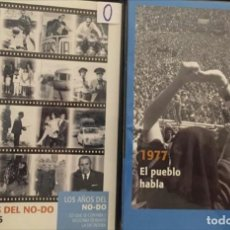 Cine: LOS AÑOS DEL NO-DO + HISTORIA DE FRANCO. Lote 133702026