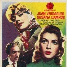Cine: ROSAURA A LAS DIEZ (CON PUBLICIDAD). Lote 133769170