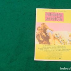 Cine: PODEROSA AFRODITA.DIRECTOR: WOODY ALLEN INTÉRPRETES: OLYMPIA DUKAKIS, CLAIRE BLOOM, MURRAY ABRAHAM,. Lote 134014286