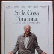 Cine: SI LA COSA FUNCIONA. Lote 134063150