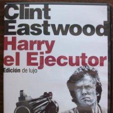Cine: CLINT EASTWOOD. HARRY EL EJECUTOR. EDICION DE LUJO.. Lote 134068926