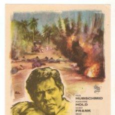Cine: EL INFIERNO DE MEKONG - PAUL HUBSCHMID, MARIANNE HOLD, HORST FRANK - DIRECTOR FRANK KRAMER. Lote 134432338