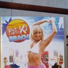 Cine: CD Y DVD BATUKA BEACH, OPERACIÓN TRIUNFO. Lote 134948550